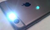 Usa el flash del iPhone para las notificaciones en lugar del sonido