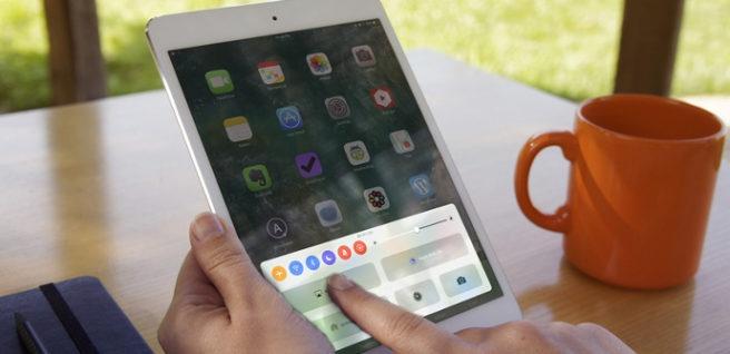 Actualizacion en los iPad