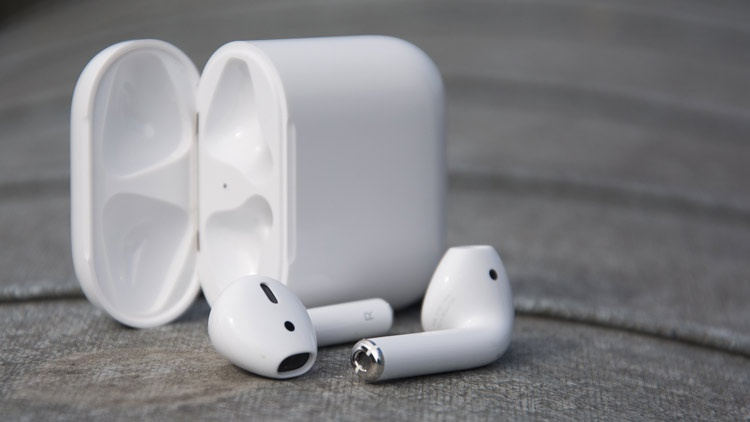Auriculares inalámbricos AirPods de Apple