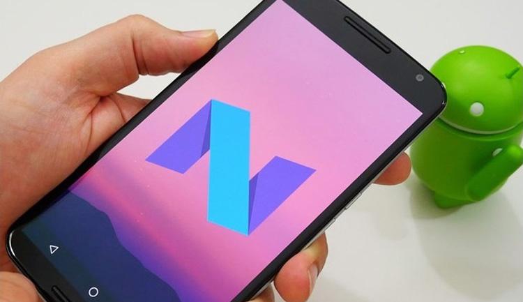 Actualización Android 7.1.2