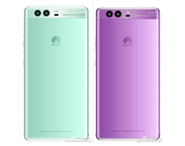 colores huawei p10