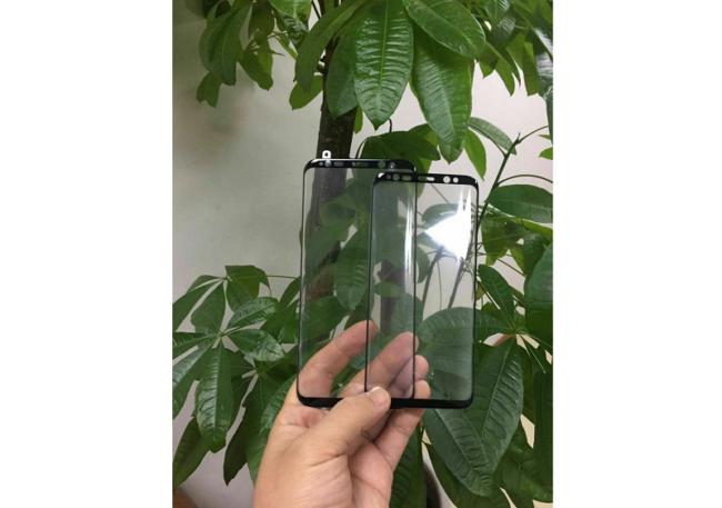 Galaxy S8 panel