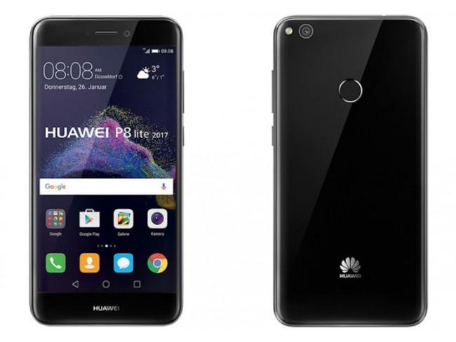 Huawei P8 Lite 2017 en España