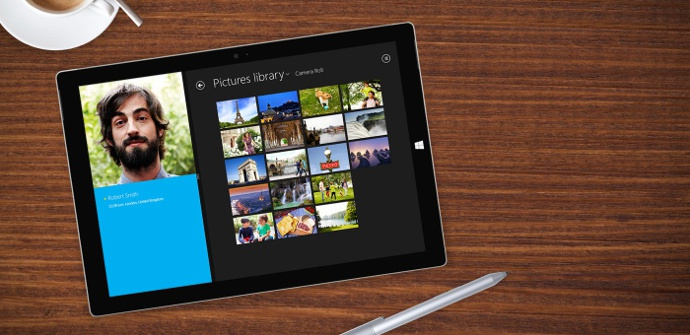 Microsoft Surface Pro 3 galeria