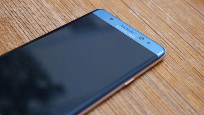 Pantalla Samsung Galaxy Note 7
