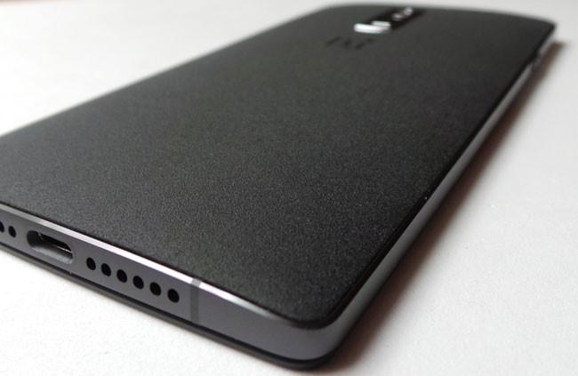 Curvatura del OnePlus 2