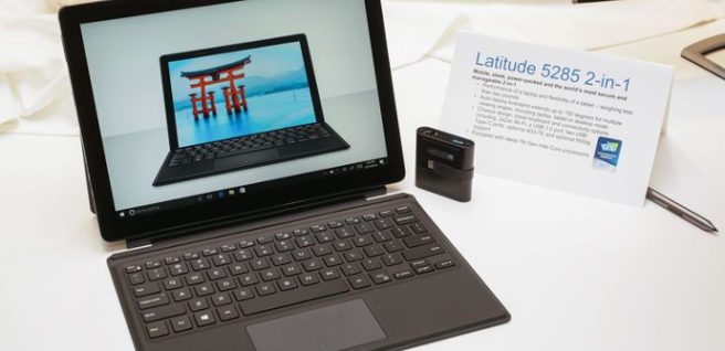 Dell Latitude 5285 Surface competidor