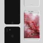Concepto del iPhone 8 X Edition