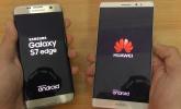 Samsung y Huawei empatan en ventas de smartphones en nuestro país