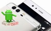 Disponible en España la actualización del Huawei P9 con Android 7.0 Nougat