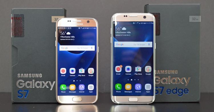 Fecha de actualización oficial para el Samsung Galaxy S7 Edge con Nougat confirmada