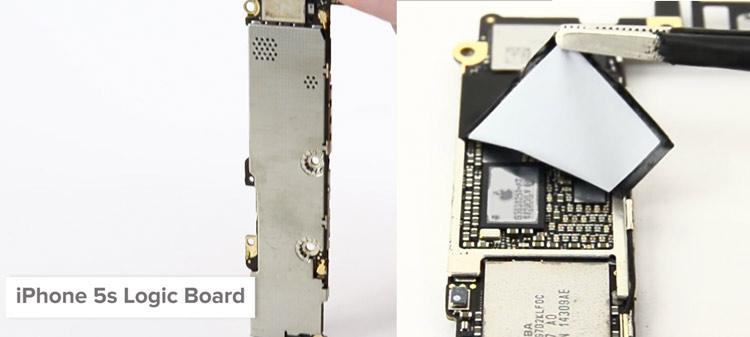 Protección del chip defectuoso de la pantalla del iPhone 6