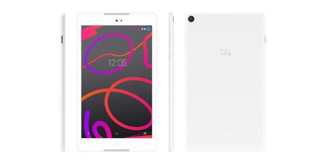 bq Aquaris M8 diseño