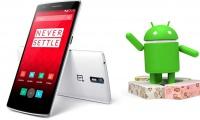 Primera ROM no oficial para el OnePlus One basada en Android 7.0 Nougat