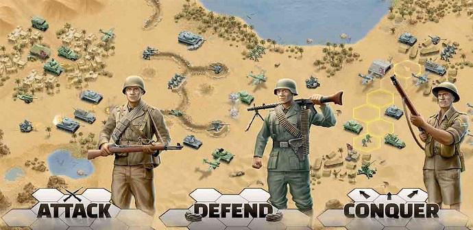 1943 deadly desert escenario